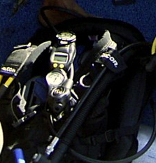 PADI Equipment Specialist Scuba Diver Certification in the Twin Cities of Minneapolis and St. Paul, MN by MidWest School of Diving in White Bear Lake, Minnesota